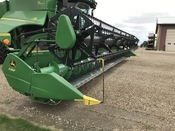 Image for article Used 2014 John Deere 635F Header